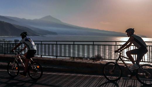 fahrradtour teneriffa